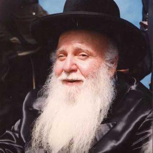 הרב מאיר יהודה גץ רב הכותל